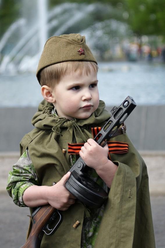 Военный подарок для ребенка 260